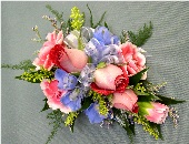 Spring Corsage in Kennett Square PA, Barber's Florist Of Kennett Square