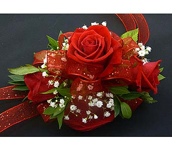 Red Rose Corsage in Mesa AZ, Watson Flower Shops