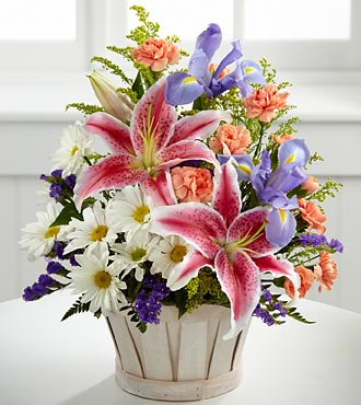 Wondrous Nature Bouquet in Camp Hill and Harrisburg PA, Pealers Flowers