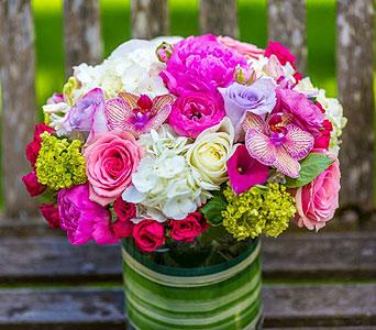 French Garden Bouquet in Bellevue WA CITY FLOWERS INC