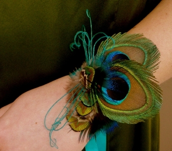 Feather Wristlet in Bethany OK, Ann's Secret Garden