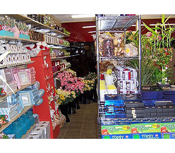 Inside Our Shop 023 in Palm Desert CA, Milan's Flowers & Gifts