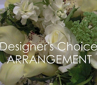Designer's Choice Arrangement in Victoria BC, Fine Floral Designs