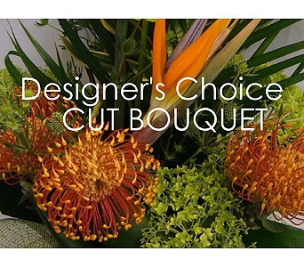 Designer's Choice Cut Bouquet in Victoria BC, Fine Floral Designs