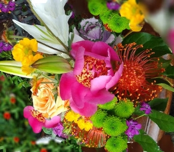 Beautiful Spring  in Orinda CA, Misaghi Design Orinda Florist