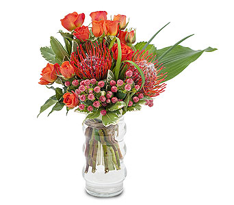 Beat the Heat in Spartanburg SC, A-Arrangement Florist