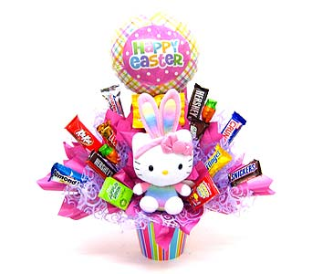 Oklahoma city florist array of flowers and gifts okc oklahoma egb8 hello kitty easter candy bouquet in oklahoma city ok array negle Image collections