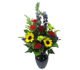Happy Days Bouquet by Country Greenery in Moorhead MN, Country Greenery