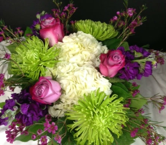 HUGGINS Testimonial in Nashville TN, Emma's Flowers & Gifts, Inc.