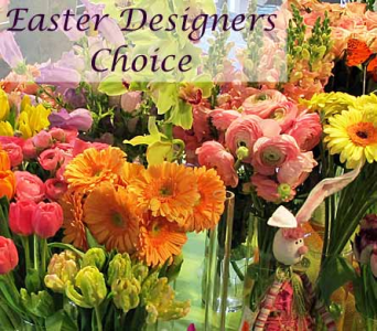 Designers Choice Easter in Amherst NY, The Trillium's Courtyard Florist