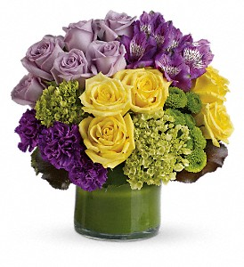 Simply Splendid Bouquet in McHenry IL, Locker's Flowers, Greenhouse & Gifts
