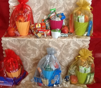 Admin Snack Baskets in Kingman AZ, Heaven's Scent Florist