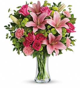 Dressed To Impress Bouquet in Tyler TX, Country Florist & Gifts