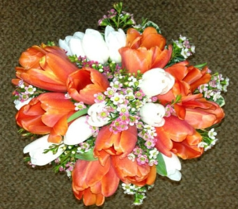 Prom Bouquet 1 in Frankfort IL, The Flower Cottage