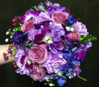 Prom Bouquet 2 in Frankfort IL, The Flower Cottage