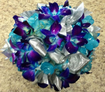 Prom Bouquet 4 in Frankfort IL, The Flower Cottage