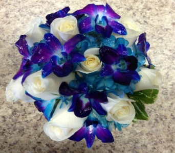Prom Bouquet 5 in Frankfort IL, The Flower Cottage