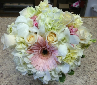 Prom Bouquet 6 in Frankfort IL, The Flower Cottage
