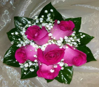 Prom Bouquet 8 in Frankfort IL, The Flower Cottage
