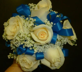 Prom Bouquet 9 in Frankfort IL, The Flower Cottage