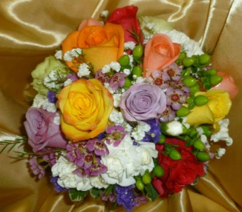Prom Bouquet 15 in Frankfort IL, The Flower Cottage