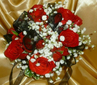 Prom Bouquet 16 in Frankfort IL, The Flower Cottage
