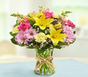 Joy of Spring   in Largo FL, Rose Garden Florist