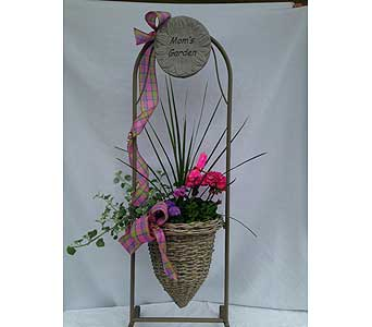 Blooming Planter - Garden Stone in Crafton PA, Sisters Floral Designs