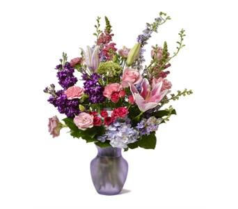 Fields of Flowers Bouquet in East Syracuse NY, Whistlestop Florist Inc