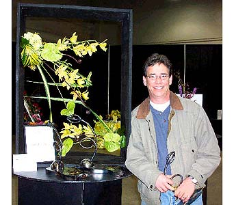 Jim - Best of Show in Bethany OK, Ann's Secret Garden