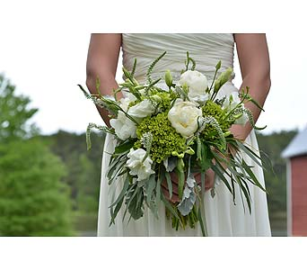 Keith Wedding in Creedmoor NC, Gil-Man Florist Inc.