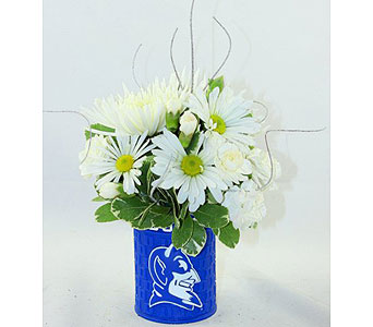 Blue Devil Madness in Raleigh NC, North Raleigh Florist
