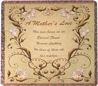 A Mother's Love Throw in Martinsville IN, Flowers By Dewey
