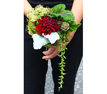 Scarlet Woodland Bouquet in Las Vegas NV, Flowers By Michelle