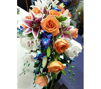 Bridal Bouquet in Statesville NC, Brookdale Florist, LLC