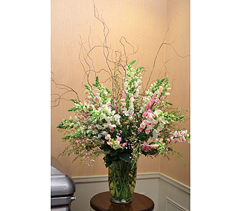 Snapdragon  Arrangement in Dearborn Heights MI, English Gardens Florist