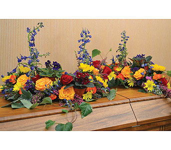 Serpentine Arrangements in Dearborn Heights MI, English Gardens Florist
