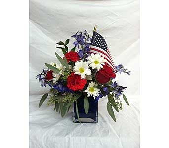 Patriotic in Creedmoor NC, Gil-Man Florist Inc.