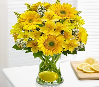Make Lemonade in Round Rock TX, Heart & Home Flowers