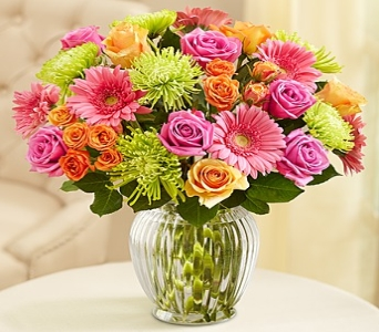 Vibrant Blooms Bouquet in Round Rock TX, Heart & Home Flowers