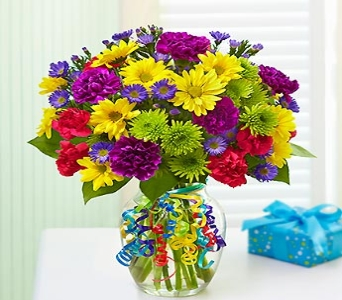 It's Your Day Bouquet in Round Rock TX, Heart & Home Flowers