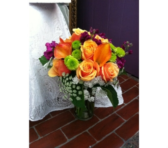 Hand-tied Bouquet in Creedmoor NC, Gil-Man Florist Inc.
