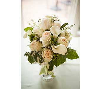 Wedding in Bridgewater VA, Cristy's Floral Designs