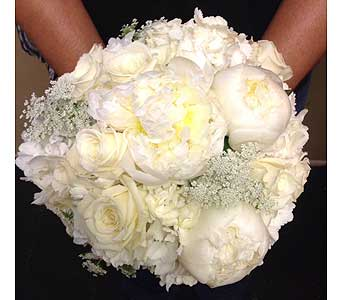 Bridal Bouquet in Aberdeen NC, Jack Hadden Foral & Event
