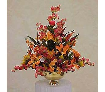 Silk Arrangement in Huntington WV, Spurlock's Flowers & Greenhouses, Inc.