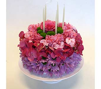 Birthday Wishes in Victoria BC, Fine Floral Designs