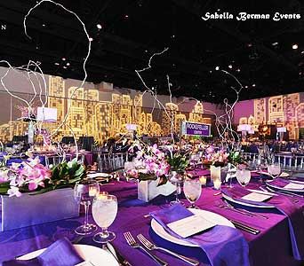 Bar Mitzvah Dinner in Tampa FL, Buds, Blooms & Beyond