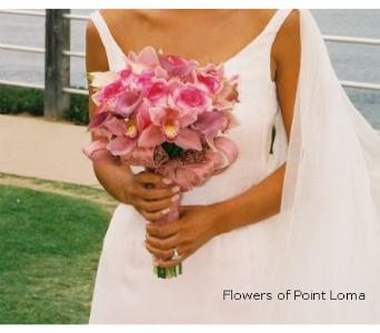 Nora in San Diego CA, Flowers Of Point Loma