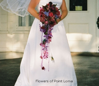 Christy in San Diego CA, Flowers Of Point Loma