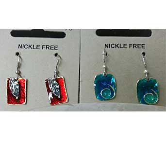 Earrings starting at $10 in Carlsbad CA, El Camino Florist & Gifts